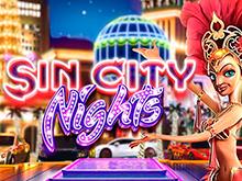 Получите крупный выигрыш в игровом автомате Ночи В Городе Грехов