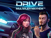 Азартный онлайн-автомат - Drive: Multiplier Mayhem
