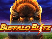 Игровой автомат с бизонами - Buffalo Blitz