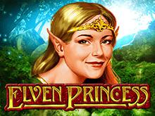 Игровой онлайн-автомат с крупными призами - Elven Princess